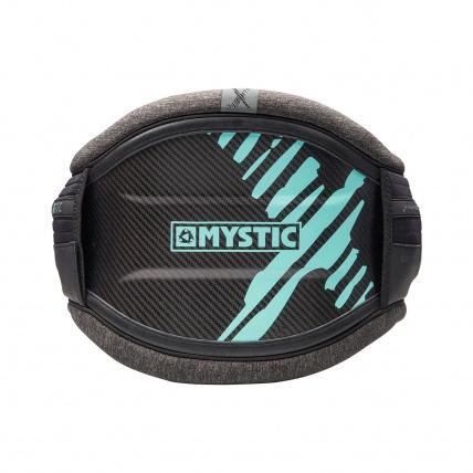 Mystic Majestic X Carbon Waist Harness in Mint back
