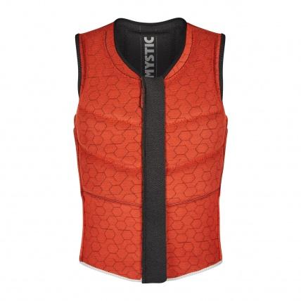 Mystic Foil Kitesurf Impact Vest in Black Inside
