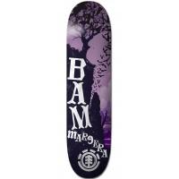 Element - Bam Featherlight Gnarled 8.25 Skateboard Deck