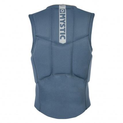 Mystic Star Kitesurf Impact Vest in Navy back