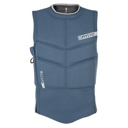 Mystic Star Kitesurf Impact Vest in Navy front