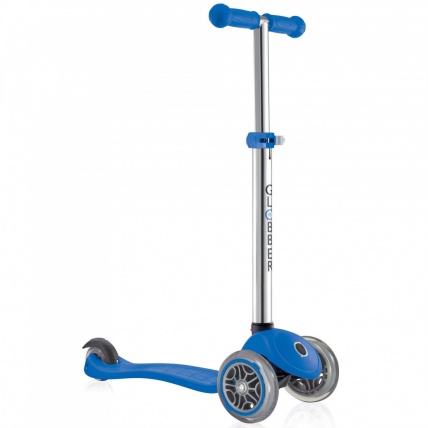 Globber Primo Plus 3 Wheeled Adjustable Scooter