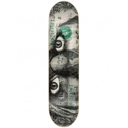 Skate Mental Dads Money Dan Plunkett Pro 8.25in