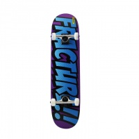 Fracture - Comic 4 Pym Purple 7.75 Complete Skateboard