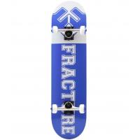 Fracture - Uni Blue 7.75 Complete Skateboard