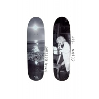 Otherness Skateboards - Hamburger Eyes 90s Skateboard Deck 9.25in