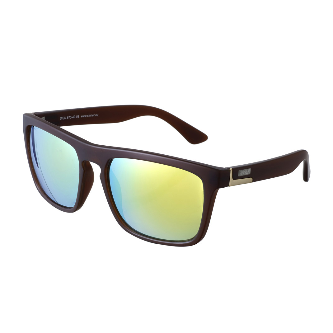 c450f4de022 Sinner Thunder Cry Matte Brown Revo Sunglasses - ATBShop.co.uk