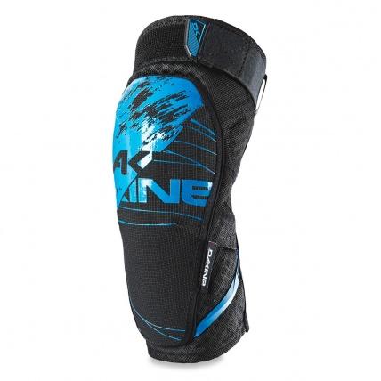 Dakine Hellion Knee Pads in Blue front