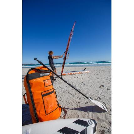 RRD Start 3 Piece PVC Alloy Paddleboard Paddlein use