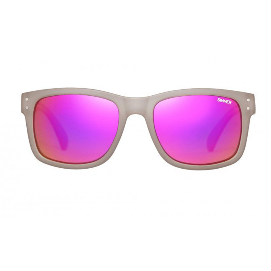 3423df7e89e Sinner Mad River Floating Polarised Sunglasses Grey - ATBShop.co.uk