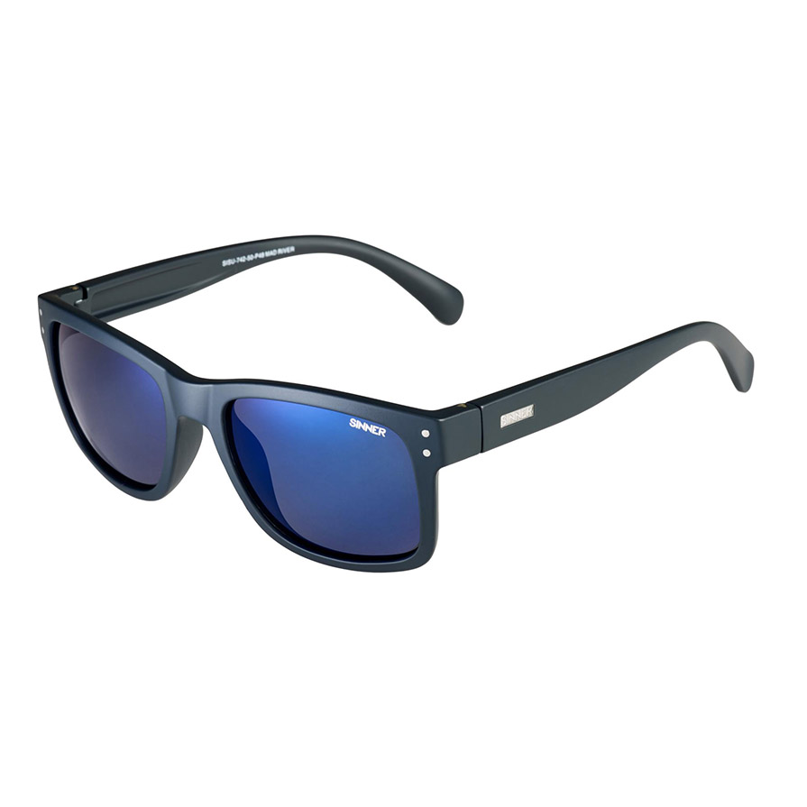 3176761b6ab Sinner Mad River Floating Polarised Sunglasses Black - ATBShop.co.uk