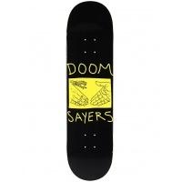 Doom Sayers Skateboards - Snake Shake Skateboard Deck 8.28in