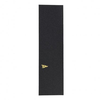 Primitive Gold Flag Nuevo Pennant Logo Griptape