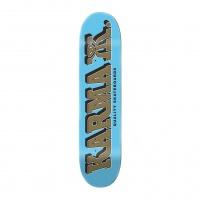 Karma - Kizzla Blue 8.125 Skateboard Deck