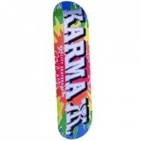 Karma - Kizla Skateboard Deck Tie Dye 8.125