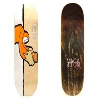 Vacation Skateboards - David Clark Sloth 8.5in Skateboard Deck