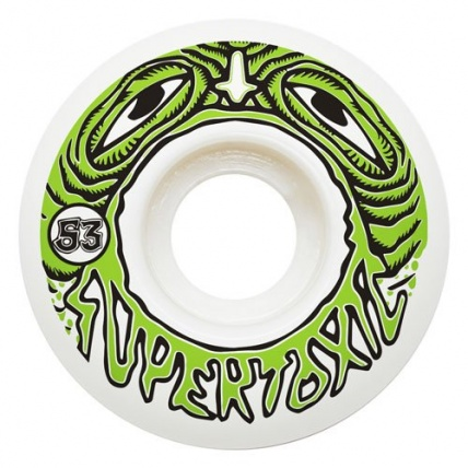 Super Toxic Goblin Skateboard Wheels 53