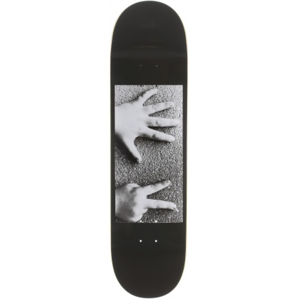 Isle Skateboards Could and See Team Deck 8.125 Black