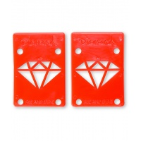 Diamond - Skateboard Riser Pad 1/8in
