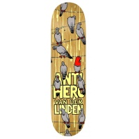 Anti Hero Skateboards - Pigeon Post Conference Call Deck 8.06in