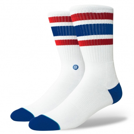 Stance Uncommon Solid BOYD 4 Blue Socks