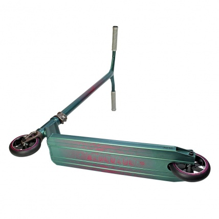 District HTS Complete Stunt Scooter in Litmus