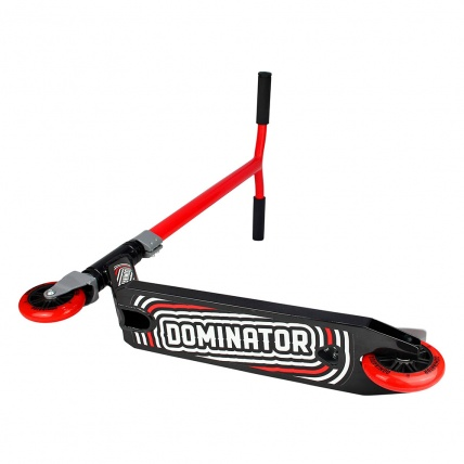 Dominator Scout Red Black Junior Stunt Scooter