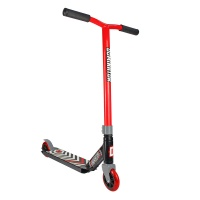 Dominator - Scout Red Black Junior Stunt Scooter