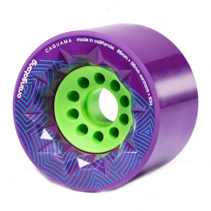 Orangatang Caguama Wheels 85mm in 83a
