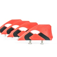 Ozone - Kiteboard G10 50mm Fins Set of 4
