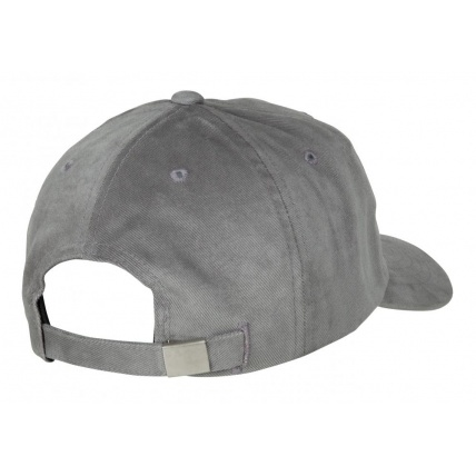 Independent TC Twill Cap in Charcoal Grey