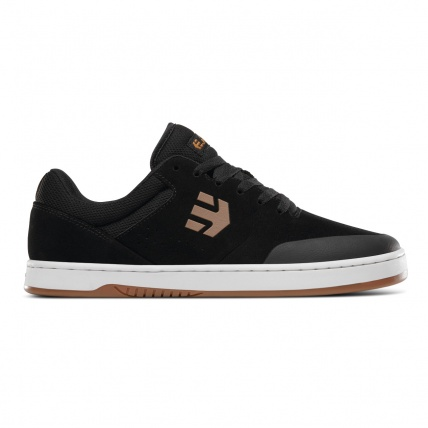 Etnies Marana Michelin Joslin Skate Shoe Black Tan side