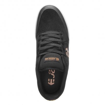 Etnies Marana Michelin Joslin Skate Shoe Black Tan top
