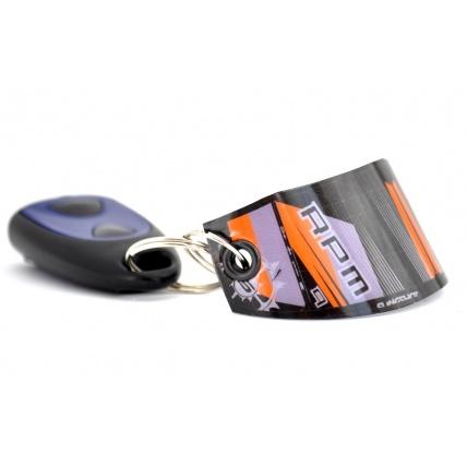 Fresh Kitesurfing 3D Kite Keychain Kitesurfer Gift Keyring Slingshot RPM