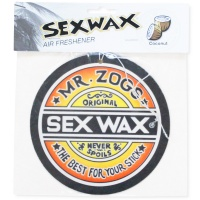 Mr Zogs Original Sex Wax - Jumbo Original Coconut Surf Wax Air Freshener