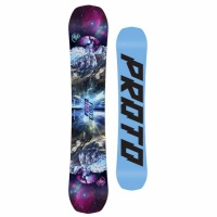 Never Summer - Womens Proto Type Two Snowboard 2019