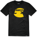 Etnies Cream Wu Tang S-Sleeve Tee Black