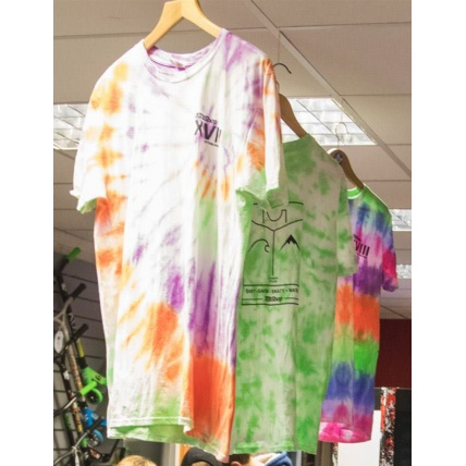 ATBShop 18 Years Of ATBShop T-Shirt White Tie Dye