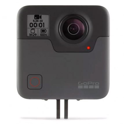 GoPro Fusion 360 Action Sports Camera front