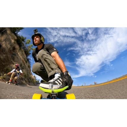 GoPro Fusion 360 Action Sports Camera Longboarding