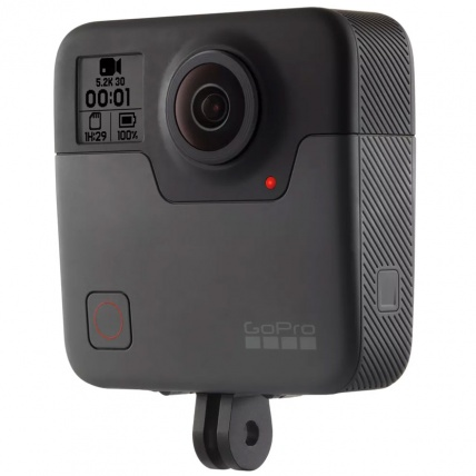 GoPro Fusion 360 Action Sports Camera side view