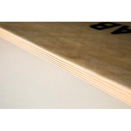 Colab MTB Deck Ply Detail