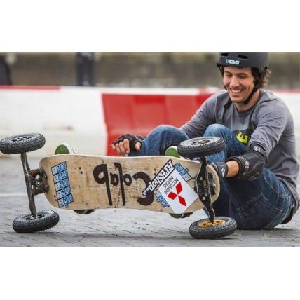 Colab Mountainboard Matt Brind