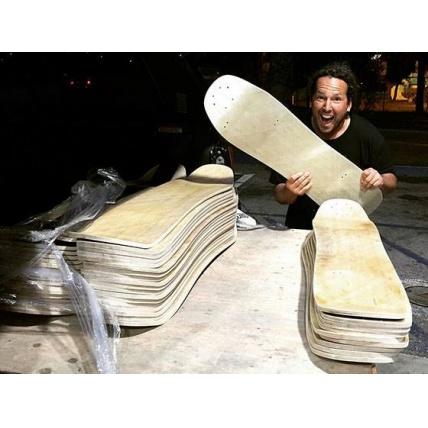 Colab Mountainboard Deck Workshop