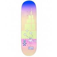 Frog Skateboards - Never Give Up Skateboard Deck 8.25in