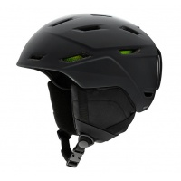 Smith - Mission Matte Black Ski Snowboard Helmet