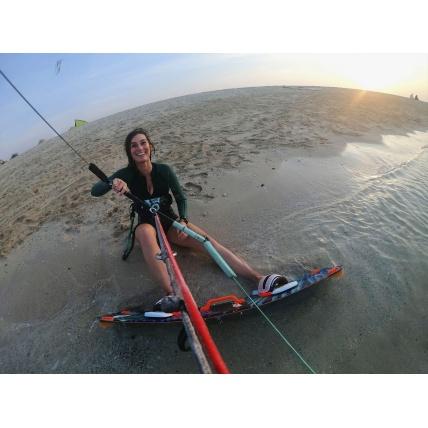 GoPro Hero 7 Black Kitesurfing
