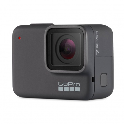 GoPro Hero 7 Silver Camera Front