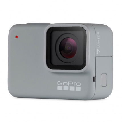 GoPro Hero 7 White Camera Front