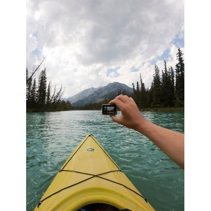GoPro Hero 7 White Canoe Photo